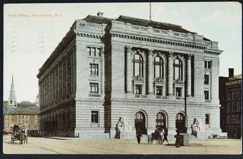 Post Office, Providence, R.I.