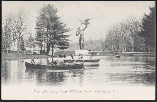 Dyer Memorial, Roger Williams Park, Providence, R.I.