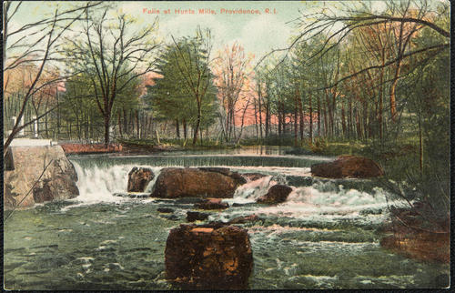 Falls at Hunts Mills, Providence, R.I.