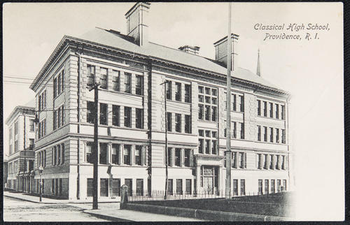 Classical High School, Providence, R.I.