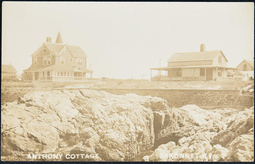 Anthony Cottage. Sakonnet, R.I.
