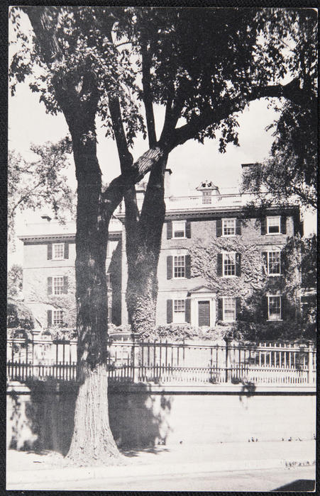 The John Brown House, Providence, R.I.