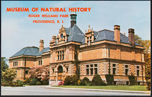 Museum of Natural History, Roger Williams Park, Providence, R.I.