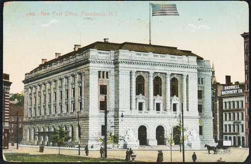 New Post Office, Providence, R.I.