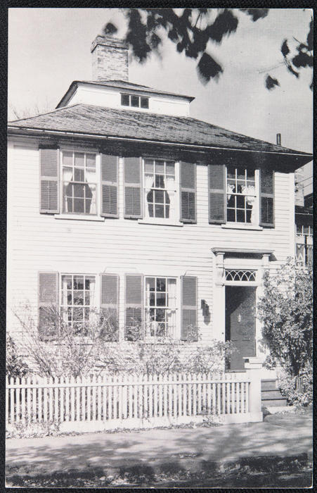 House at 160 Power Street, Providence, R.I.