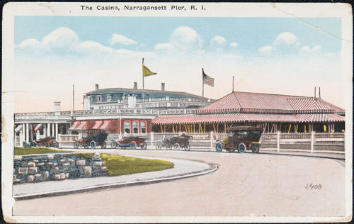 The Casino, Narragansett Pier, R.I.