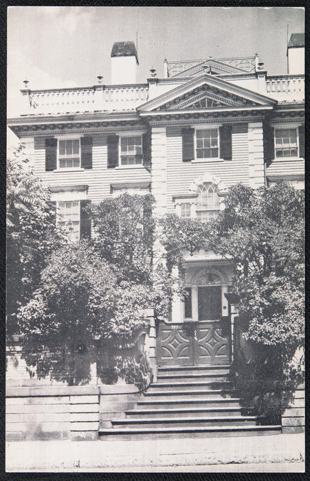 The Nightingale House, Providence, R.I.