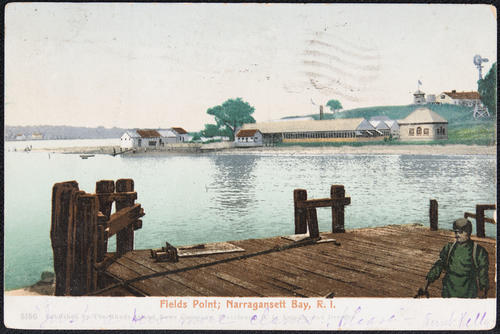 Field's Point; Narragansett Bay, R.I.