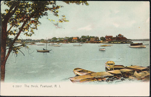 The Nexk, Pawtuxet, R.I.