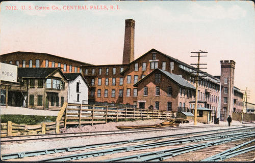 U.S. Cotton Co., Central Falls, R.I.