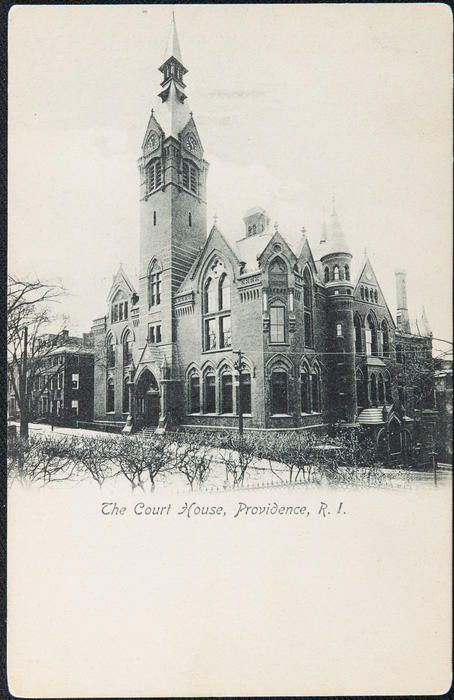 The Court House, Providence, R.I.