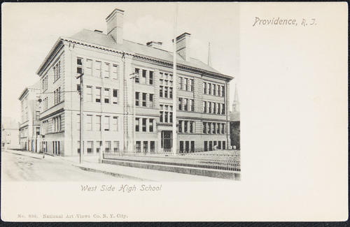 West Side High School, Providence, R.I.