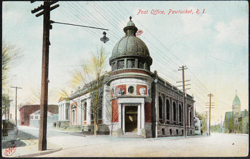 Post Office, Pawtucket, R.I.
