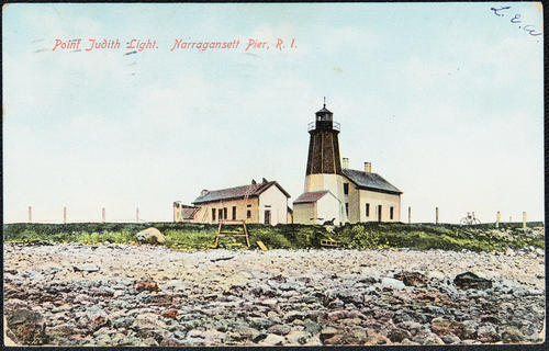 Point Judith Light. Narragansett Pier, R.I.