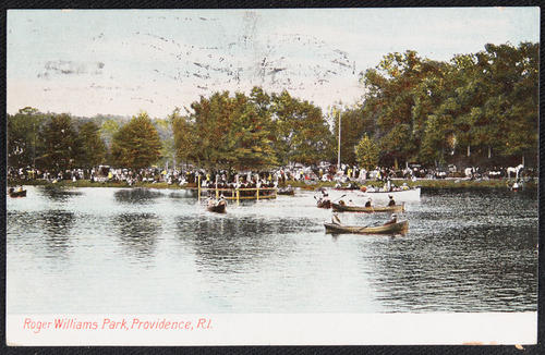 Roger Williams Park, Providence, R.I.