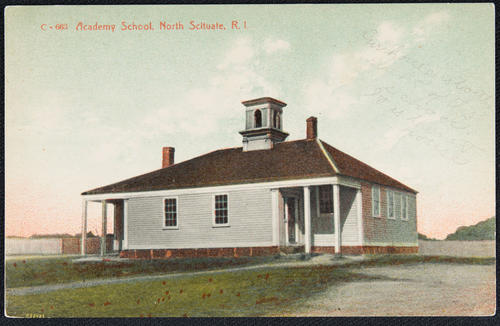 Academy School, North Scituate, R.I.