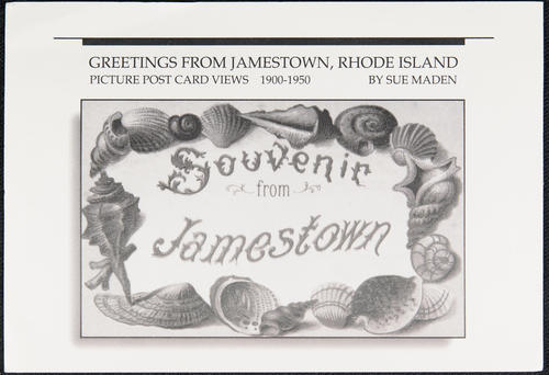 Greetings from Jamestown, Rhode Island