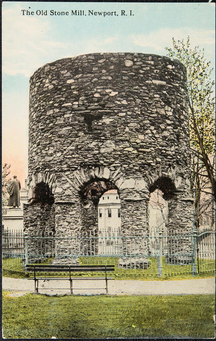 The Old Stone Mill, Newport, R.I.