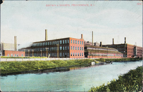 Brown & Sharge, Providence, R.I.