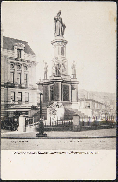 Soldiers' and Sailors' Monument - Providence, R.I.
