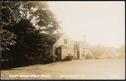 East View Golf Club. Sakonnet, R.I.