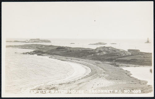 Ocean View Watch House, Sakonnet, R.I.