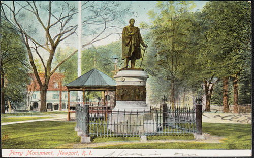 Perry Monument, Newport, R.I.