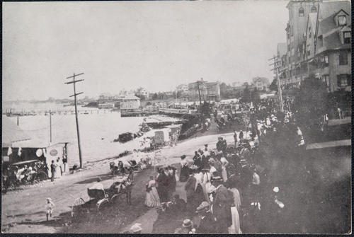 Jamestown Day - late 1800's