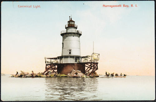 Conimicut Light, Narragansett Bay, R.I.