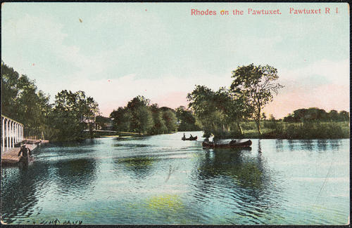 Rhodes on the Pawtuxet, Pawtuxet, R.I.