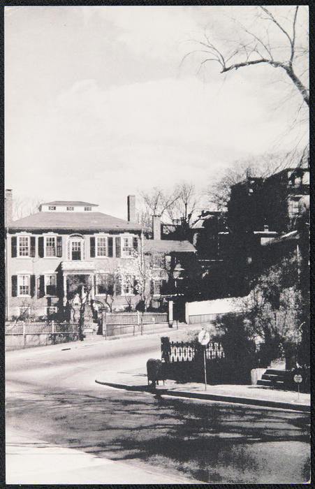 The Truman Beckwith House, Providence, R.I.