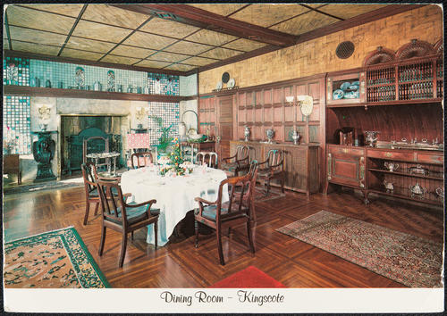 Dining room - Kingscote