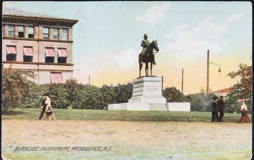 Burnside Monument, Providence, R.I.