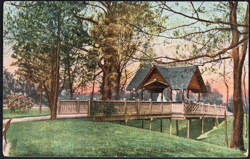 Lover's Retreat, Roger Williams Park, Providence, R.I.