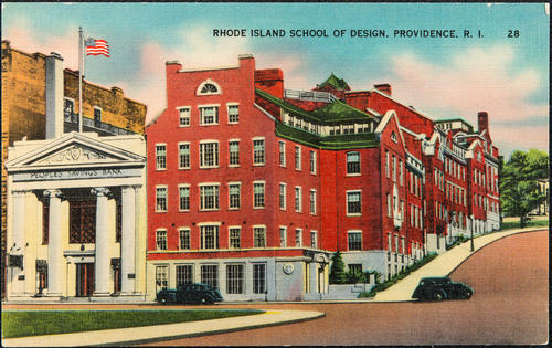 Rhode Island School of Design, Providence, R.I.