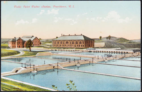 Field's Point Fielter Station, Providence, R.I.