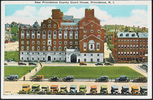 New Providence County Court House, Providence, R.I.