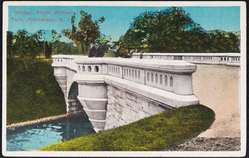 Bridge, Roger Williams Park, Providence, R.I.