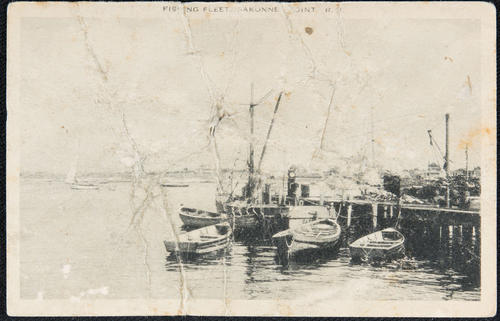 Fishing Fleet Sakonnet Point, R.I.