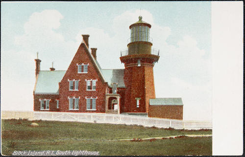Block Island, R.I. South Lighthouse