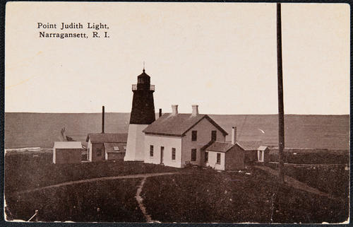 Point Judith Light, Narragansett, R.I.