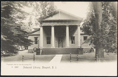 Redwood Library, Newport, R.I.