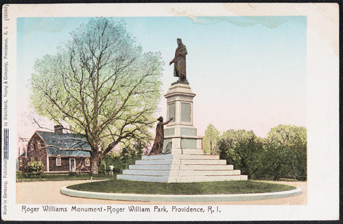 Roger Williams Monument - Roger Williams Park, Providence, R.I.