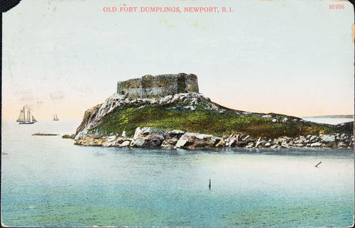 Old Fort Dumplings, Newport R.I.