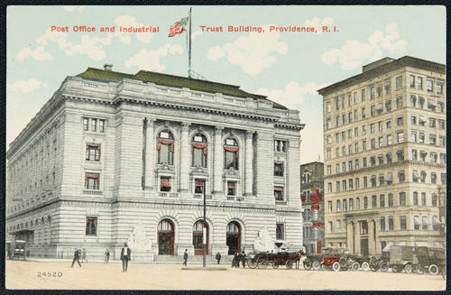 Post Office and Industrial Trust Building, Providence, R.I.