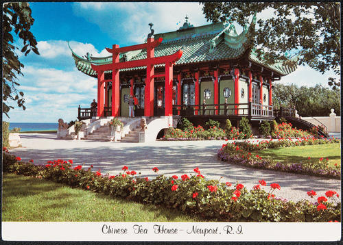 Chinese Tea House, Newport, R.I.