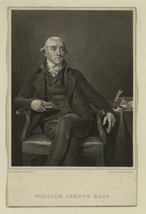 Portrait of William Creech