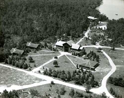 View of Camp Yawgoog