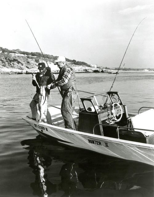 Fishing Boat, Hunter II