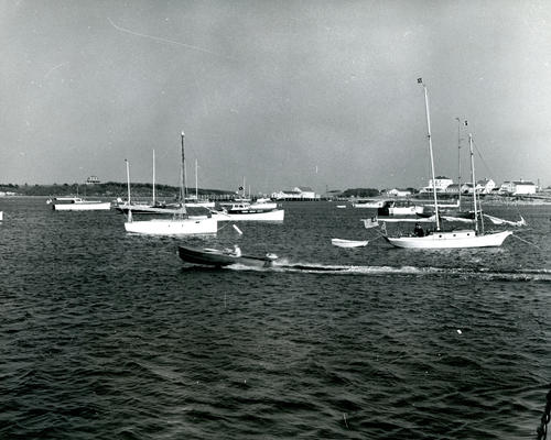 Boating, Narragansett Bay